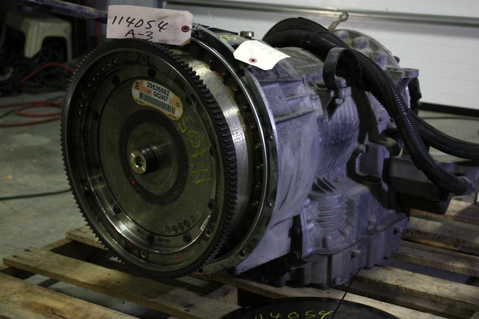 USED ALLISON TRANSMISSION   ALLISON MD3000MH MOTORHOME / TRUCK TRANSMISSION RV Chassis Parts