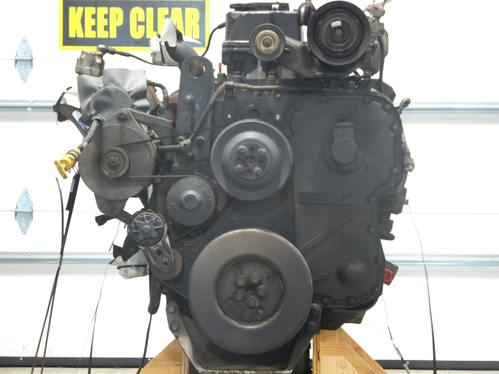 COMMON RAIL DIESEL MOTOR | CUMMINS 2004 ISL 8.8L COMMON RAIL  FOR SALE RV Chassis Parts