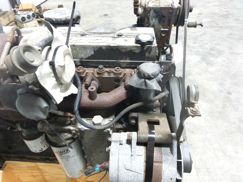 CUMMINS DIESEL ENGINE | CUMMINS ISC330 8.3L 330HP FOR SALE  RV Chassis Parts