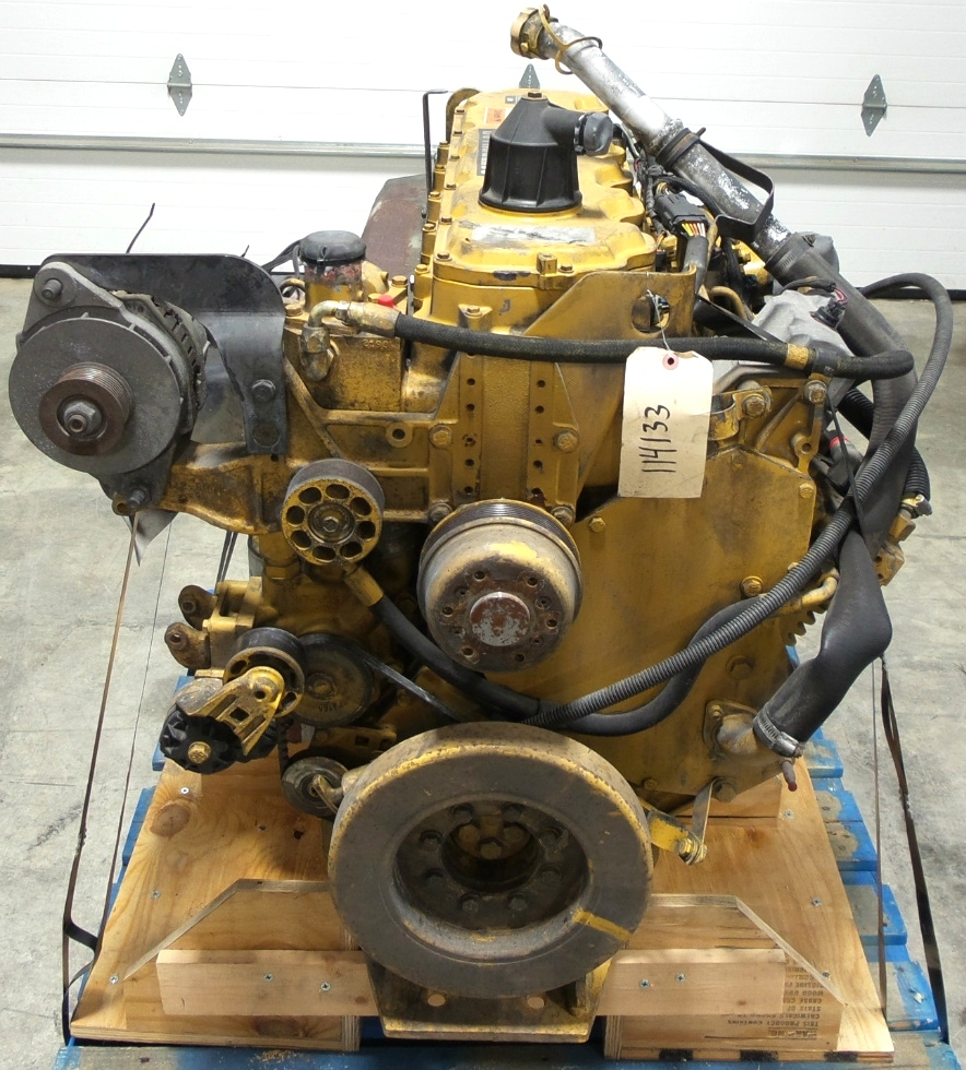 USED CATERPILLAR ENGINE | CAT 3126 2003 7.2L DIESEL ENGINES FOR SALE  RV Chassis Parts