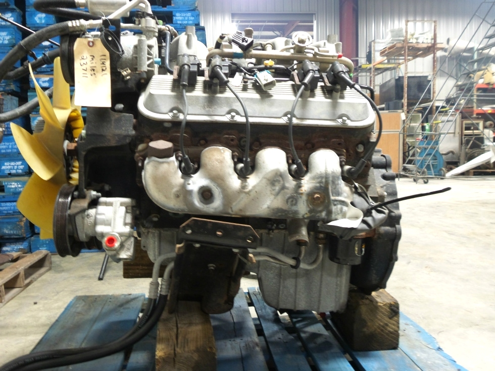 RV Chassis Parts USED CHEVY VORTEC 8100 8 1L ENGINE FOR SALE