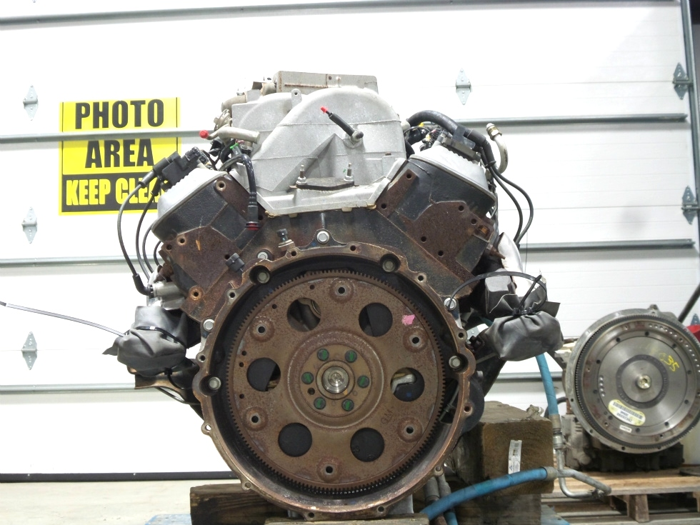 RV Chassis Parts USED CHEVY VORTEC 8100 8 1L ENGINE FOR SALE RV