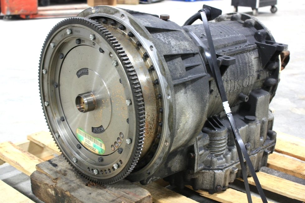 USED RV/MOTORHOME ALLISON TRANSMISSION MD3060 FOR SALE RV Chassis Parts