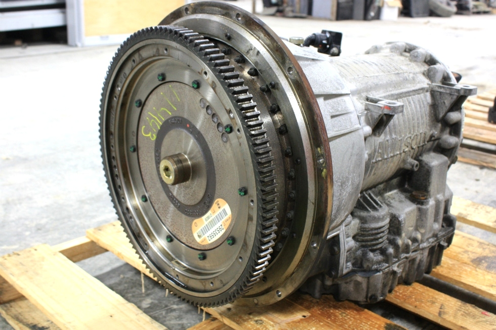 USED RV/MOTORHOME/BUS/TRUCK ALLISON TRANSMISSION 3000MH FOR SALE RV Chassis Parts