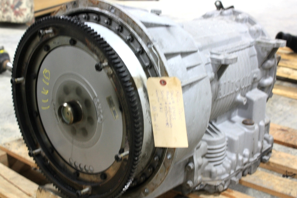 USED ALLISON TRANSMISSION MD3000RM FOR SALE RV Chassis Parts