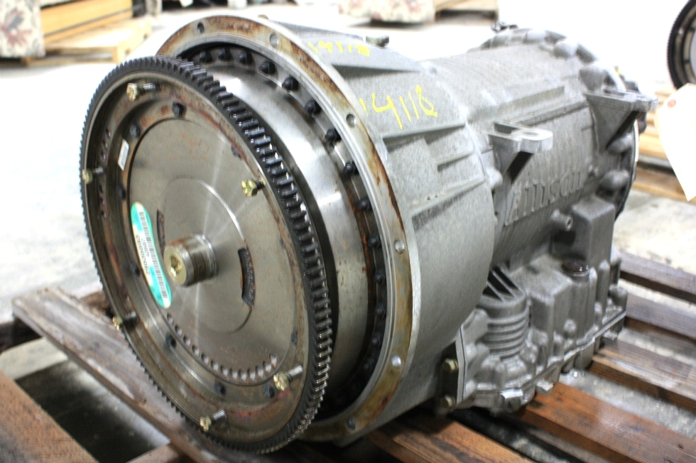 USED MD3000MH ALLISON TRANSMISSION FOR SALE RV Chassis Parts
