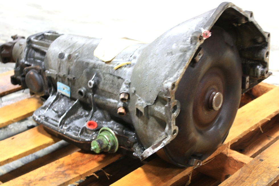 USED TURBO HYDRA MATIC TRANSMISSION 77P 405 FOR SALE RV Chassis Parts