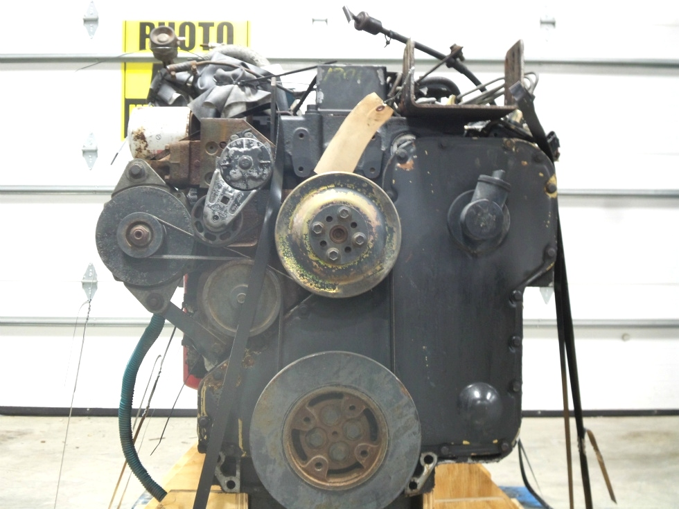 USED 1994 CUMMINS C8.3-BUS 300HP DIESEL ENGINE FOR SALE *SOLD*  RV Chassis Parts