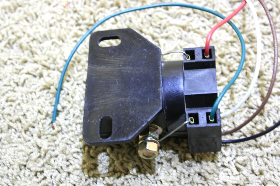 Rv Chassis Parts Used Kib Lr9806 Battery Boost And Relay