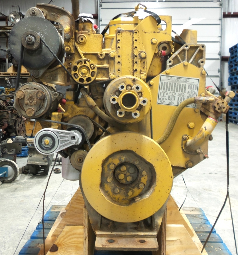 CATERPILLAR DIESEL ENGINE | USED CATERPILLAR 3126 7.2L 330HP YEAR 2002 FOR SALE  RV Chassis Parts