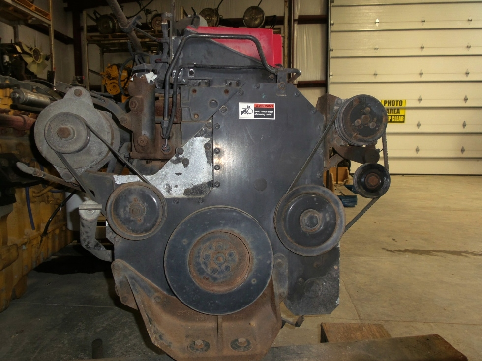 USED CUMMINS CELECT DIESEL MOTOR | M11 450E 450HP CELECT DIESEL MOTOR FOR SALE  RV Chassis Parts