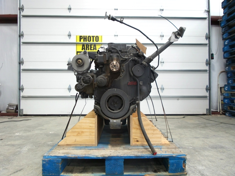 USED 1999 CUMMINS ISB 5.9 260HP DIESEL ENGINE FOR SALE  RV Chassis Parts