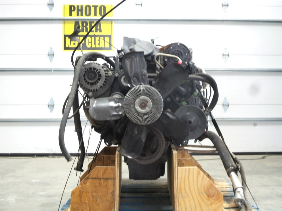 USED CHEVY VORTEC 8100 8.1L ENGINE FOR SALE  RV Chassis Parts