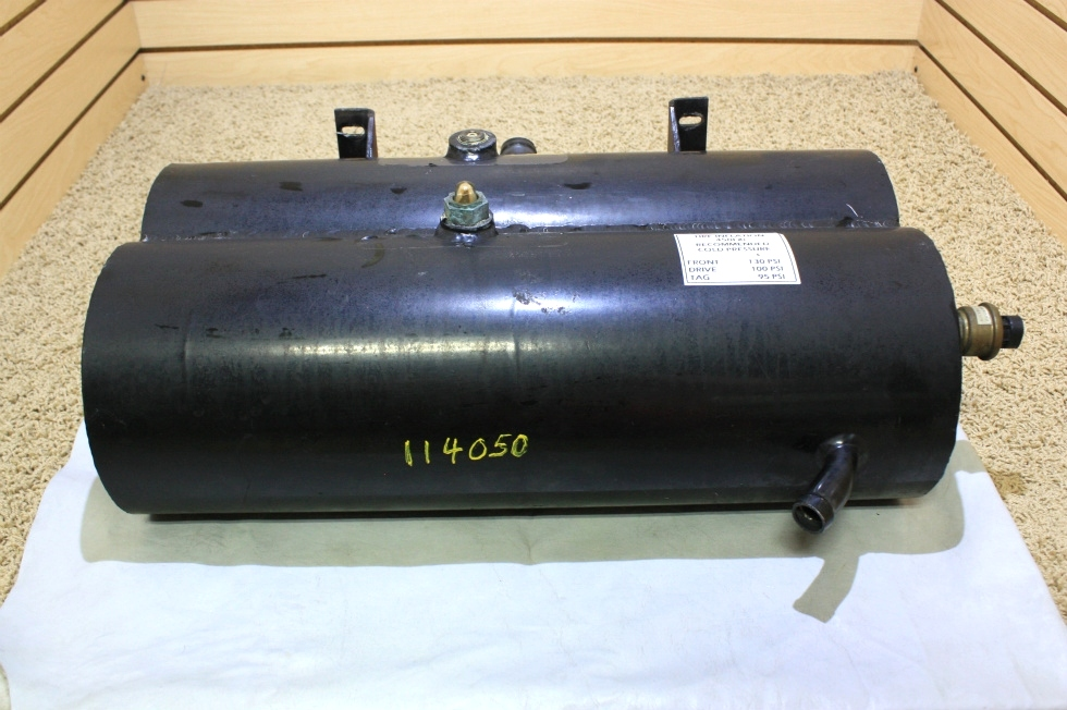 USED RV PARTS - RADIATOR TANK FOR SALE RV Chassis Parts