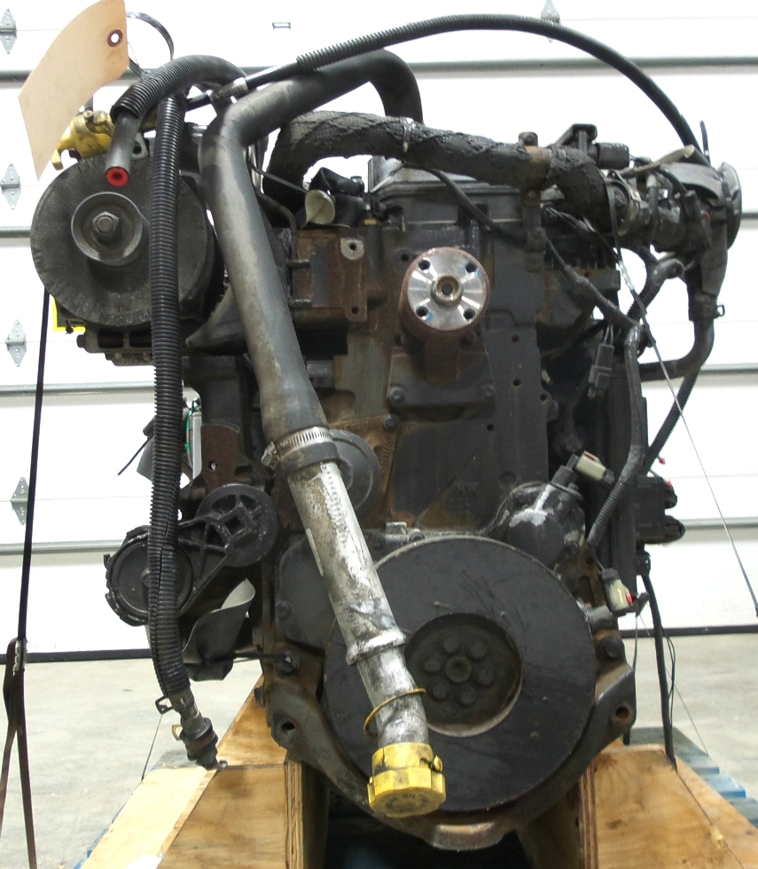 USED CUMMINS ENGINE | CUMMINS 5.9L ISB300 REAR DRIVE YEAR 2004 FOR SALE  RV Chassis Parts