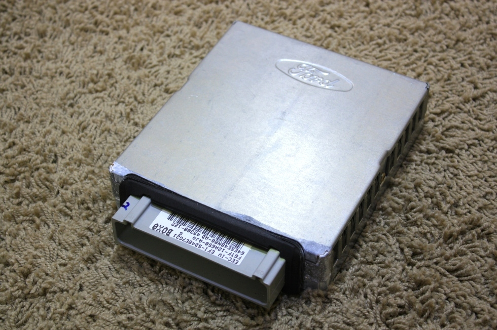 USED 1996 FORD ENGINE CONTROL MODULE F6TF-12A650-AJA FOR SALE RV Chassis Parts