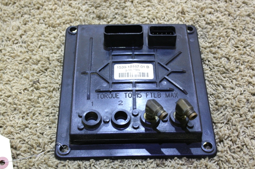 USED RV VEHICLE DYNAMICS CONTROLLER 1539-10167-01 B MOTORHOME PARTS FOR SALE RV Chassis Parts