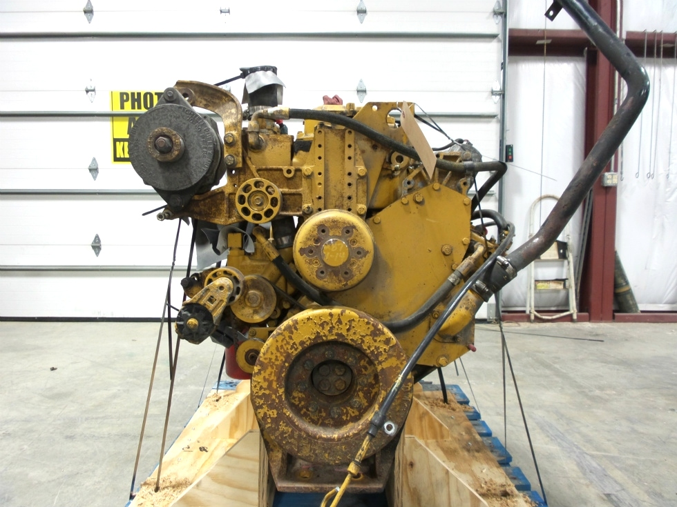 USED CATERPILLAR ENGINE | 2003 CAT 3126 FOR SALE RV Chassis Parts