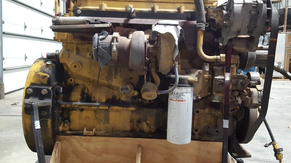 USED CATERPILLAR ENGINE | 3126 7.2L YEAR 2003 330HP 113,390 MILES FOR SALE RV Chassis Parts