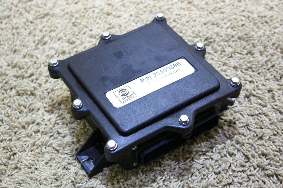 USED RV PARTS ALLISON TRANSMISSION 12 VOLT 6 RELAY 29509886 FOR SALE RV Chassis Parts