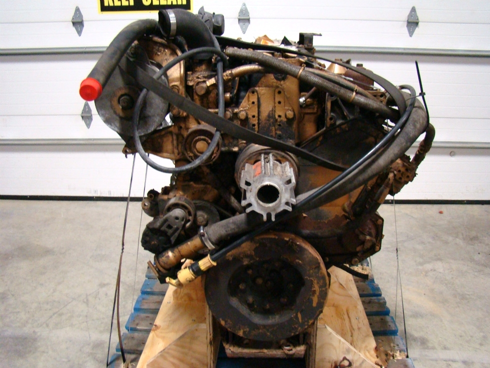 USED CATERPILLAR ENGINE | 3126 7.2L YEAR 1997 300HP FOR SALE  RV Chassis Parts