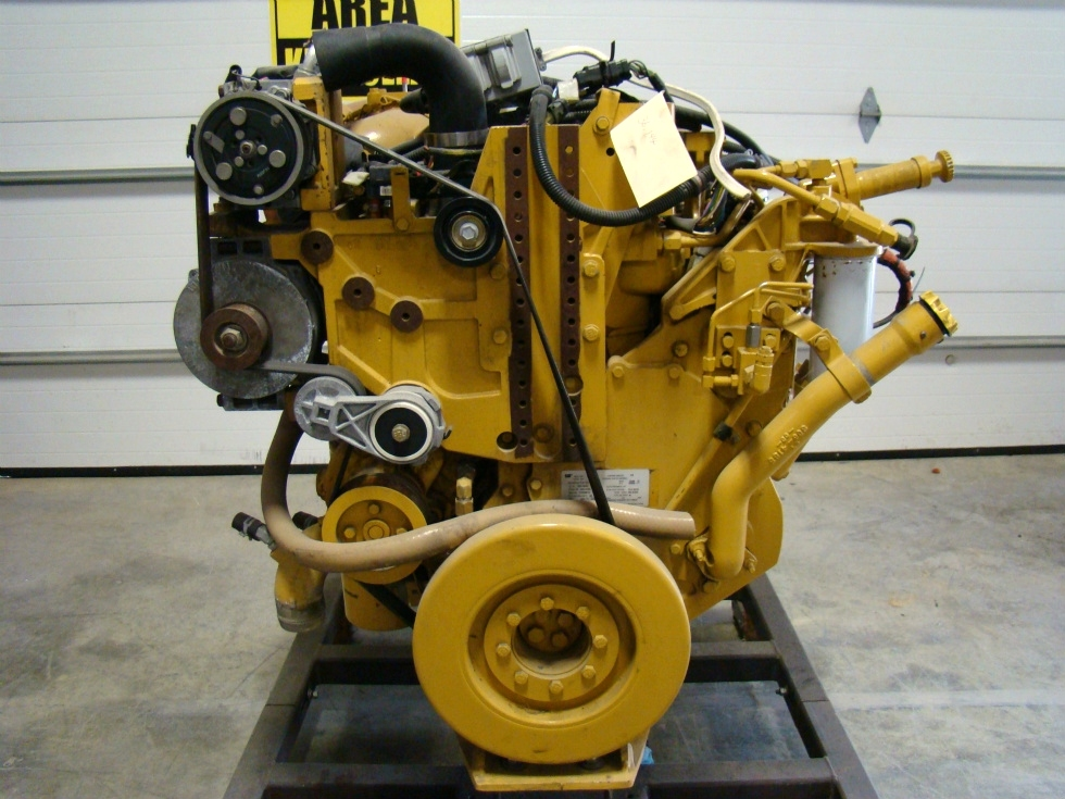 USED CATERPILLAR DIESEL MOTOR | C9 9.3L 425HP FOR SALE - YEAR 2007 RV Chassis Parts