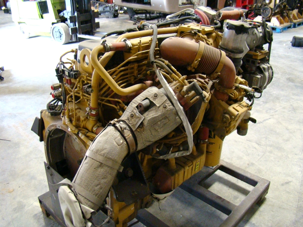 RV Chassis Parts USED CATERPILLAR DIESEL MOTOR | C9 9 3L