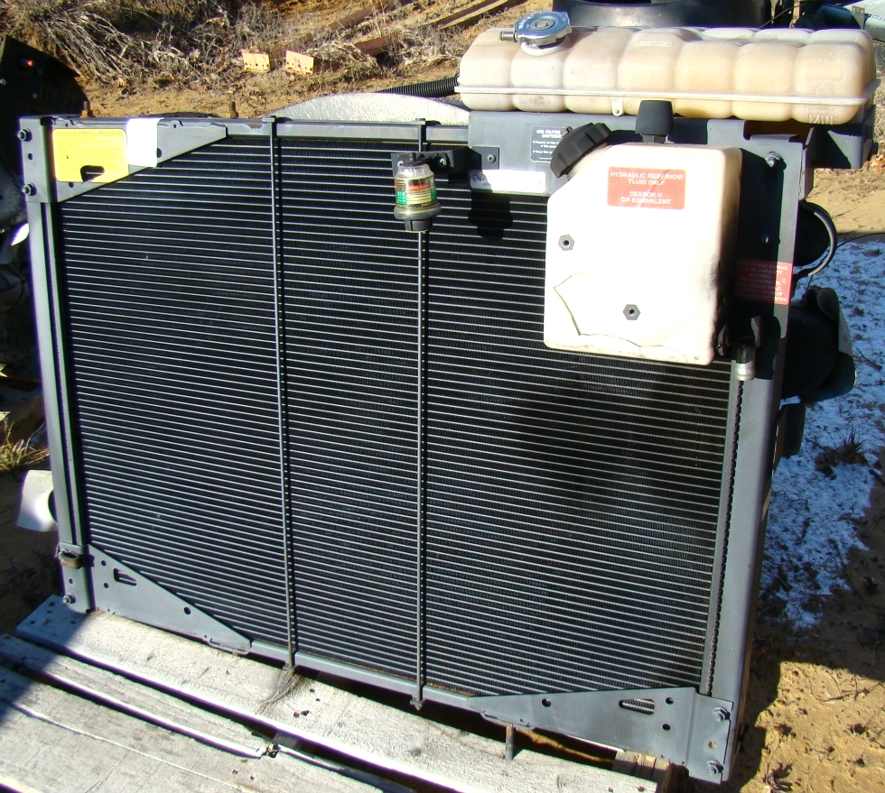 USED 2000 WINNEBAGO ULTIMATE ADVANTAGE RADIATOR FOR SALE  RV Chassis Parts