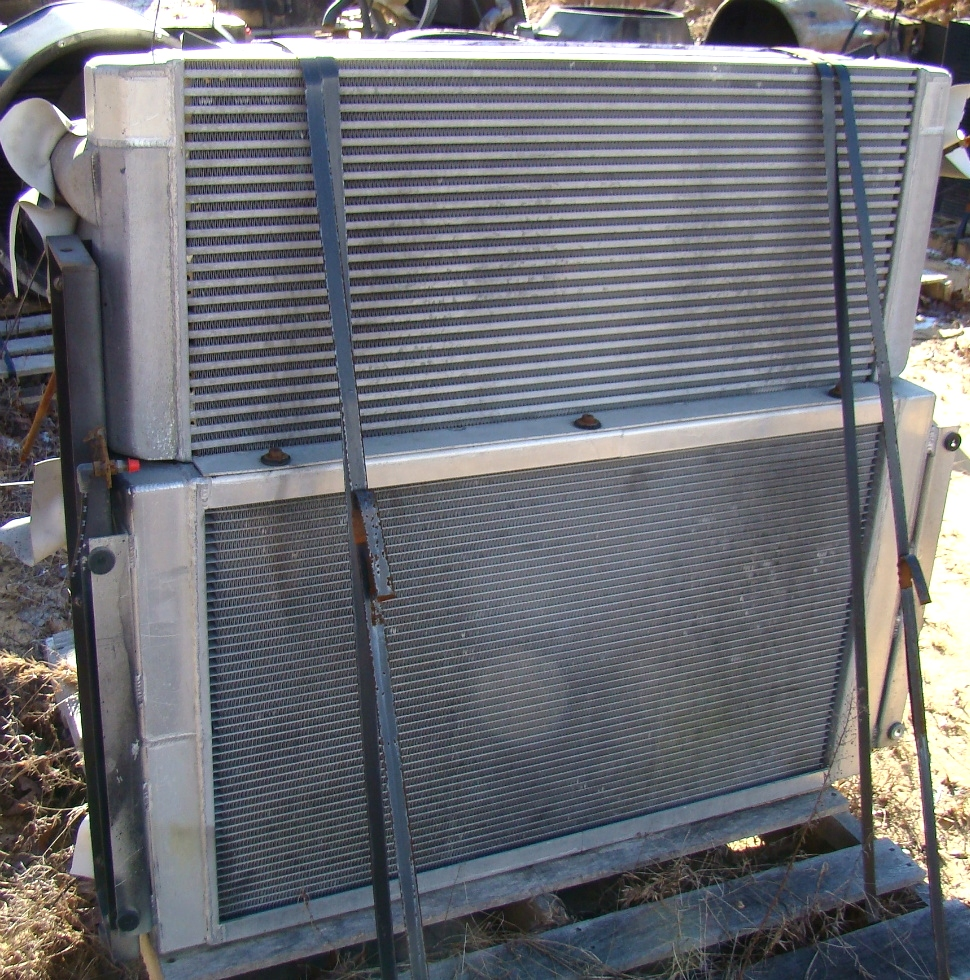 USED 2001 MONACO DIPLOMAT RADIATOR FOR SALE  RV Chassis Parts
