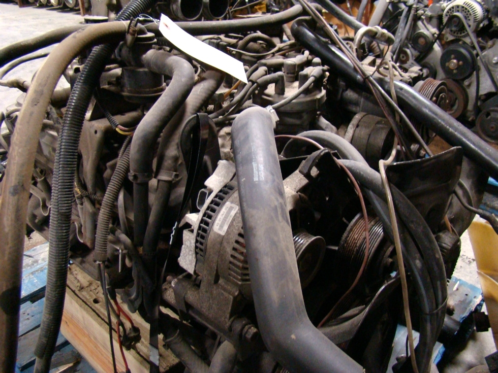 FORD 460 V8 YEAR 1996 GAS ENGINE FOR SALE  RV Chassis Parts