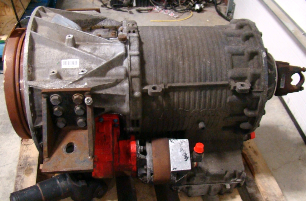 USED 2008 ALLISON 4000MH TRANSMISSION FOR SALE RV Chassis Parts