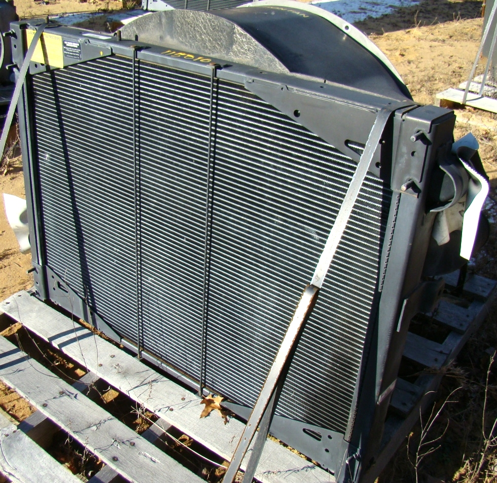 USED 2005 WINNEBAGO JOURNEY RADIATOR FOR SALE  RV Chassis Parts