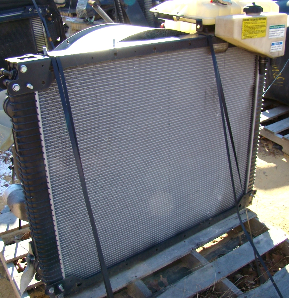 USED 2008 FREIGHTLINER XC CHASSIS RADIATOR FOR SALE  RV Chassis Parts