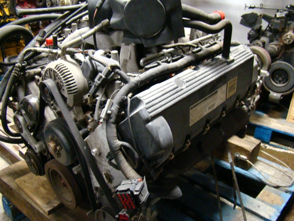 rv chassis parts used ford v10 triton engine year 2002 for sale rv gasoline engines used ford. Black Bedroom Furniture Sets. Home Design Ideas