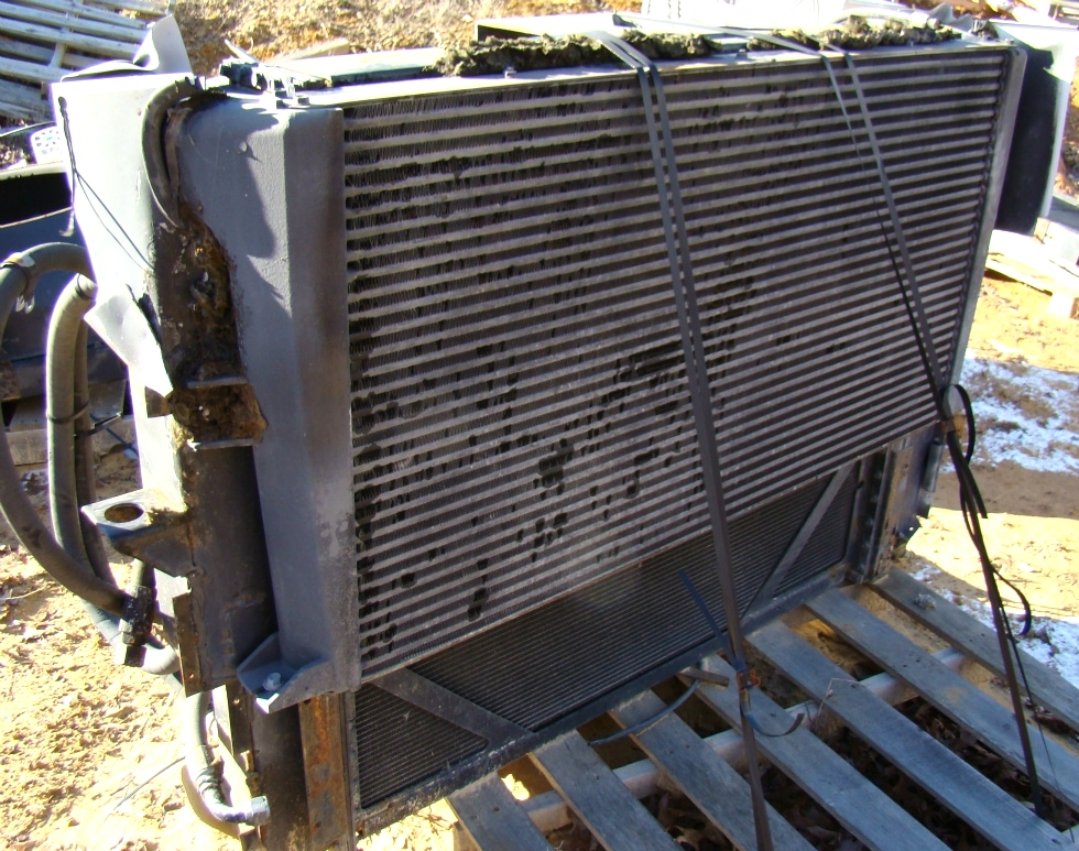 2009 MONACO EXECUTIVE RADIATOR ASSEMBLY FOR SALE RV Chassis Parts