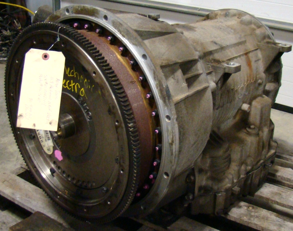 USED ALLISON TRANSMISSION  | 1994 SIX SPEED ALLISON MD3060 TRANSMISSION FOR SALE RV Chassis Parts