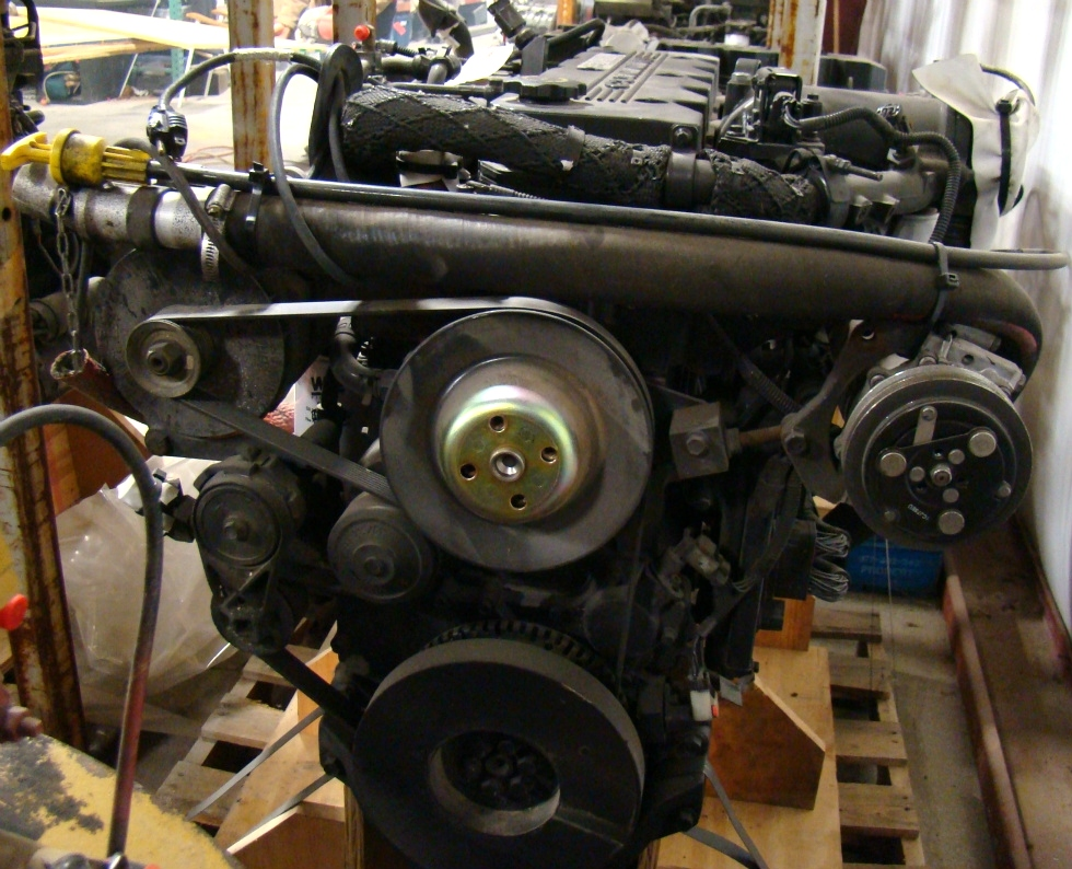 USED CUMMINS DIESEL ENGINE | ISB325 REAR DRIVE YEAR 2006 325HP FOR SALE RV Chassis Parts