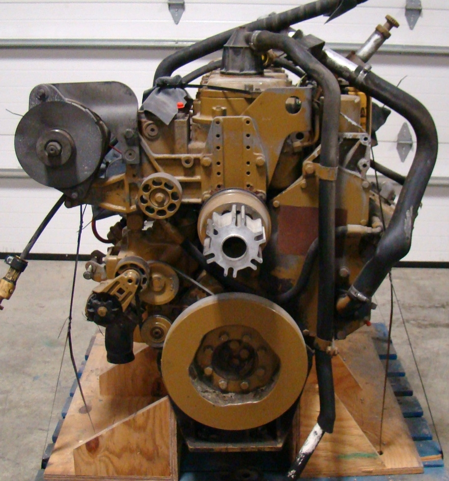 USED CATERPILLAR ENGINE | 3126 7.2L YEAR 1999 300HP FOR SALE  RV Chassis Parts