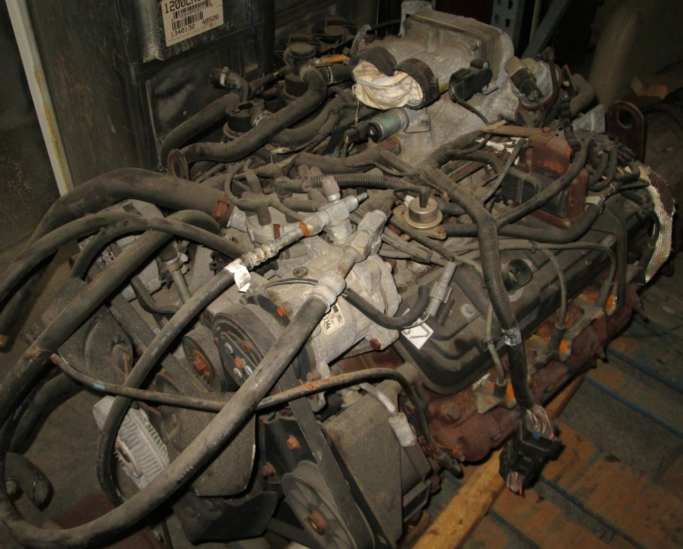 FORD 460 V8 YEAR 1997 GAS ENGINE FOR SALE  RV Chassis Parts