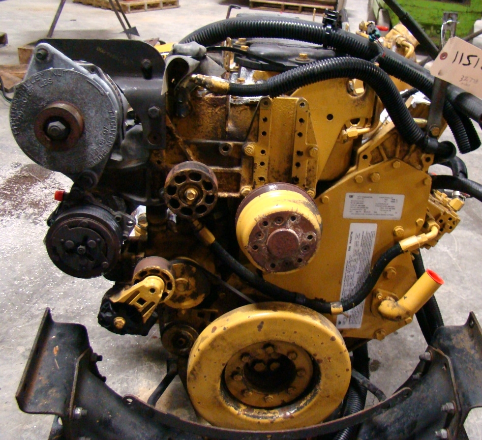 CATERPILLAR DIESEL ENGINE | C7 7.2L 350HP FOR SALE  RV Chassis Parts