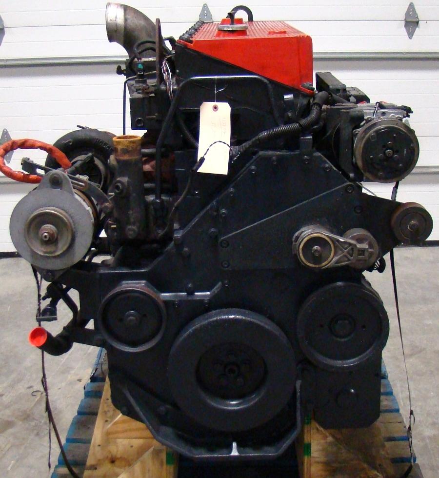 USED CUMMINS DIESEL MOTOR | CUMMINS DIESEL ISM500 500HP YEAR 2001 FOR SALE RV Chassis Parts