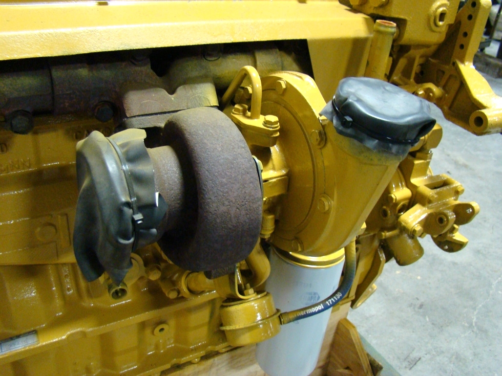 RV Chassis Parts CATERPILLAR DIESEL ENGINE | CATERPILLAR