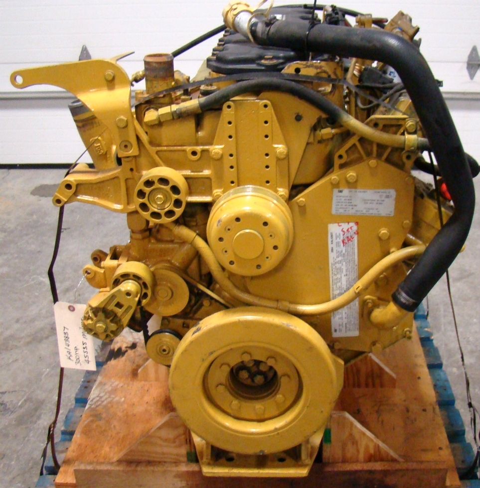 USED CATERPILLAR ENGINE | C7 ENGINE FOR SALE 2004 7.2L 45,000 MILES  RV Chassis Parts