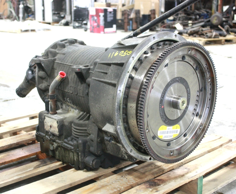 USED ALLISON TRANSMISSION 3000MH S/N 6510616602 RV PARTS FOR SALE RV Chassis Parts