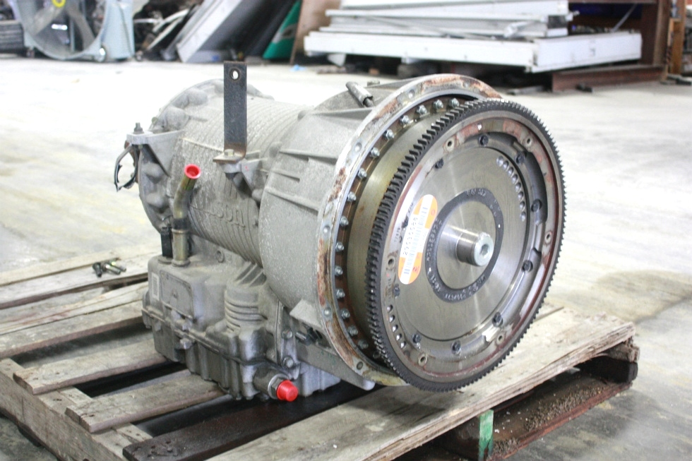 USED RV/MOTORHOME/TRUCK/BUS 3000MH ALLISON TRANSMISSION FOR SALE RV Chassis Parts