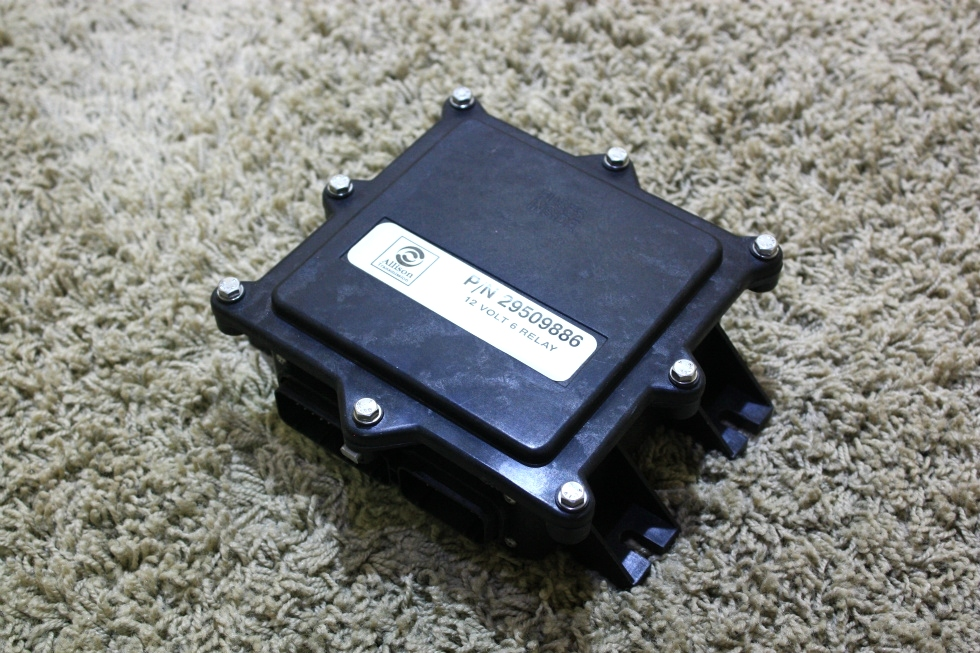 USED ALLISON 12 VOLT 6 RELAY 29509886 MOTORHOME PARTS FOR SALE RV Chassis Parts