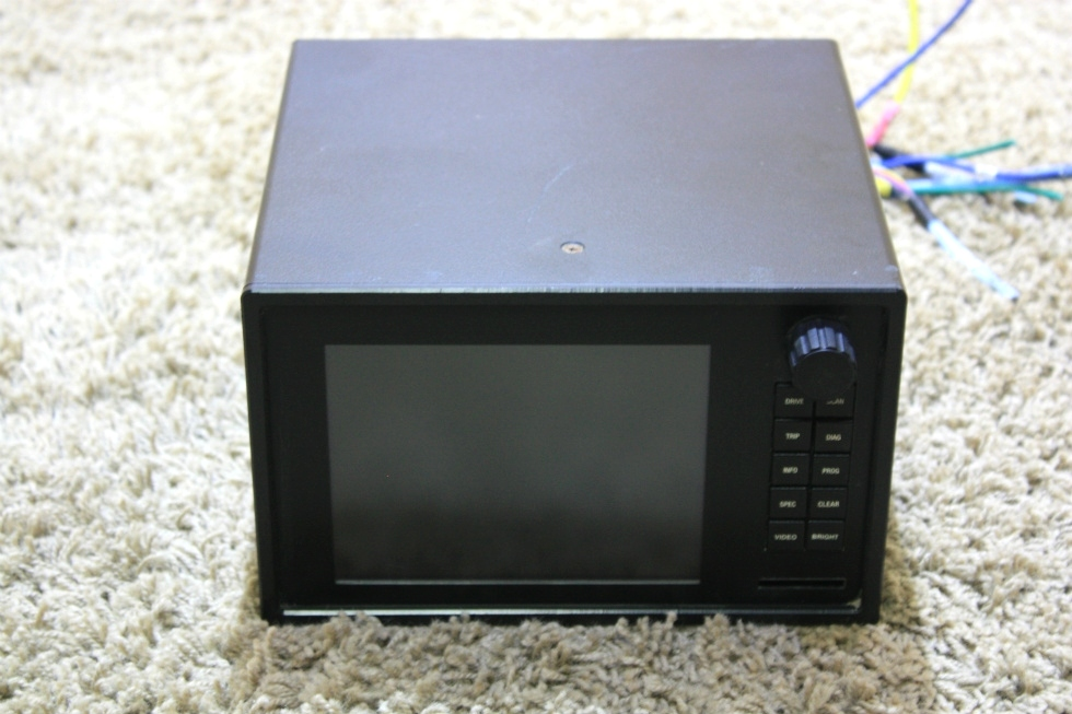 USED RV SILVER LEAF ELECTRONICS VMS 400 CL RVC MONITOR FOR SALE RV Chassis Parts
