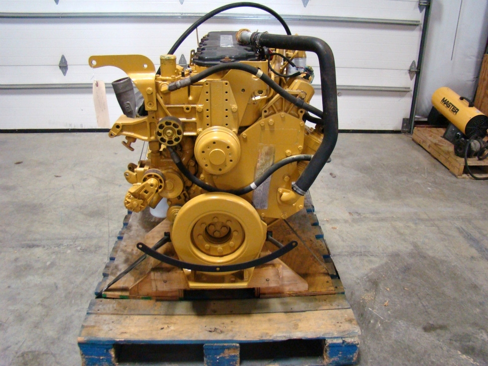USED CATERPILLAR ENGINE | CATERPILLAR C7 ENGINE FOR SALE 7.2L LOW MILES  RV Chassis Parts