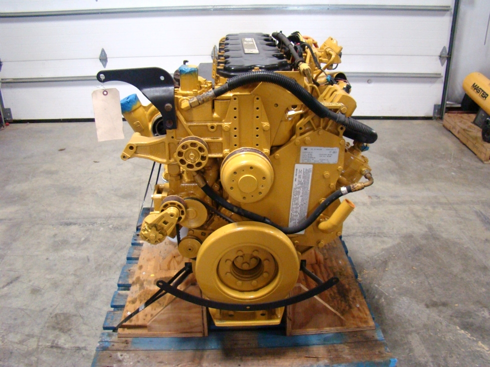 USED CATERPILLAR ENGINE | C7 ENGINE FOR SALE 2004 7.2L 54,261 MILES  RV Chassis Parts
