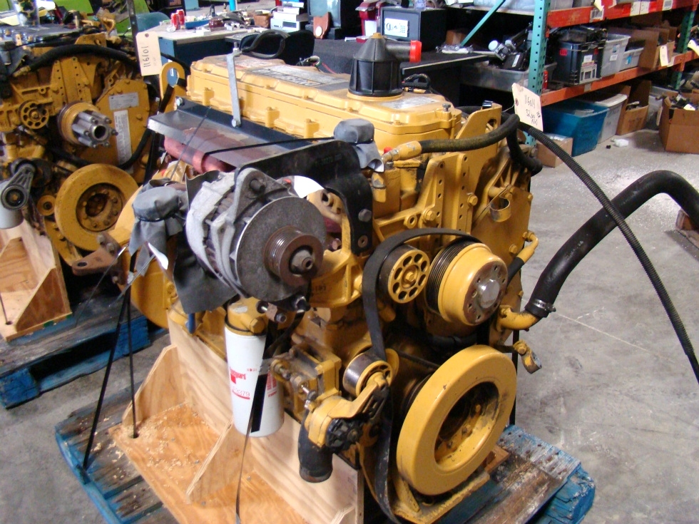 USED CATERPILLAR ENGINE | 3126 7.2L YEAR 2003 330HP FOR SALE  RV Chassis Parts